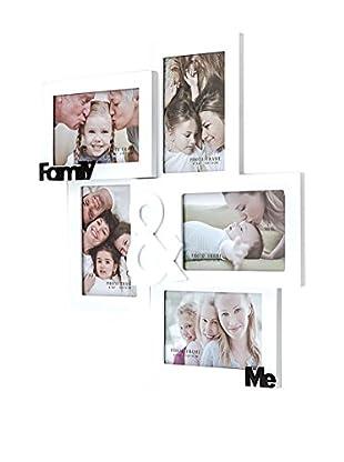 Contemporary Living Marco De Fotos Family & Me Blanco