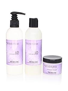 360 Skincare Lavender Dreams Pamper Me Bath Collection