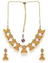 Alankruthi Traditional Temple Necklace set