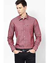 Maroon Casual Shirt Arrow Sports