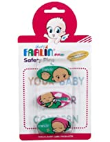 Farlin Safety Pins (Green)