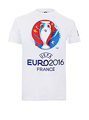 EURO 16 Camiseta Manga Corta Tournament