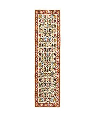 NAVAEI & CO Teppich mehrfarbig 293 x 74 cm