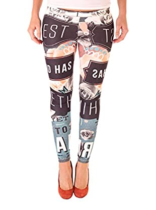 Culito From Spain Leggings Wisest