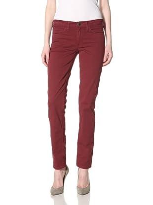 Milk Denim Women's Skinny Jean (Raspberry)
