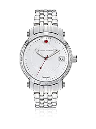 Chrono Diamond Reloj con movimiento cuarzo suizo Woman 10610B Nesta 35.0 mm