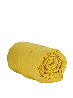 Mantas Mora Nórdico Fibra Combi 150 g (Amarillo)