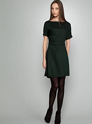 Dolores Promesas Vestido Look (verde / negro)