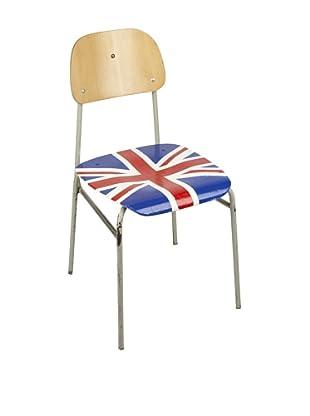 Europe2You Union Jack School Chair