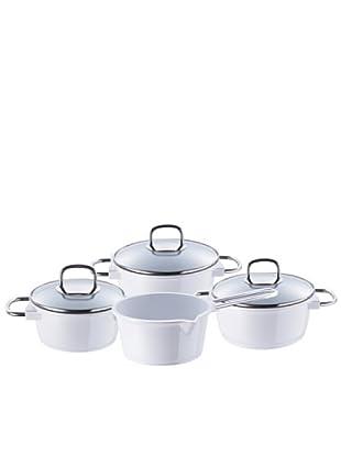 Bergner Batería de Cocina de 4 Piezas Castal