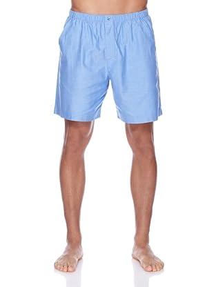 Hanro Pantalón Corto Sleep (Azul)