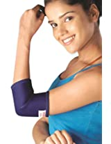 Vissco Neoprene Elbow Support with 2 Bioflex Magnets - Large