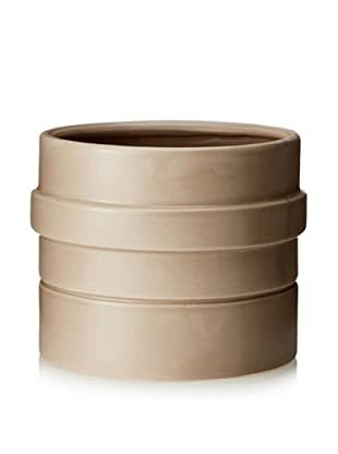 Kate Spade Saturday Modern Matte Glaze Short Plant Pot