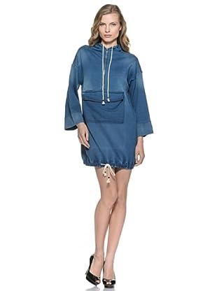 Stefanel Mini Kleid (Denim)