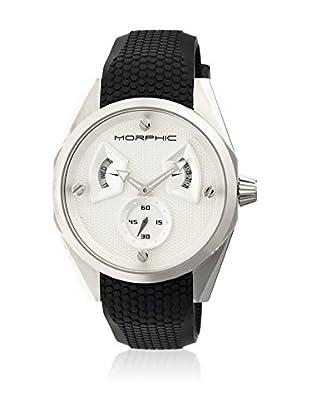 Morphic Reloj con movimiento cuarzo japonés Mph3401 Negro 44  mm