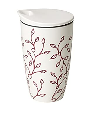 Villeroy & Boch Taza De Café Caffè Club Floral berry Coffee to Go