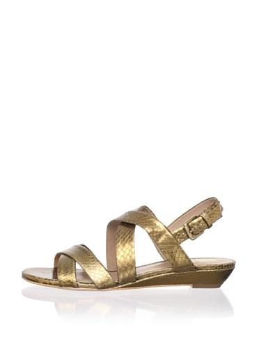 Pour La Victoire Women's Baya Sandal (Bronze)