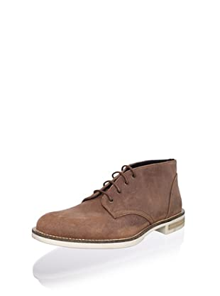 Swear Men's Chaplin 10 Chukka (Tan Waxed Suede)