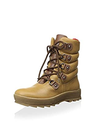 Cougar Women's Pillow Lace Up Boot (Sienna/Saddle)