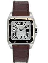 Cartier Mens Santos Watch W20072X7