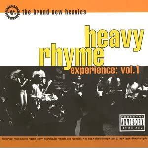 Heavy Rhyme Experience: Vol. 1