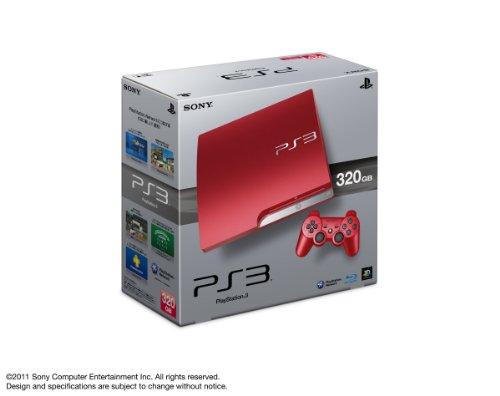 PS3 スカーレット・レッド
