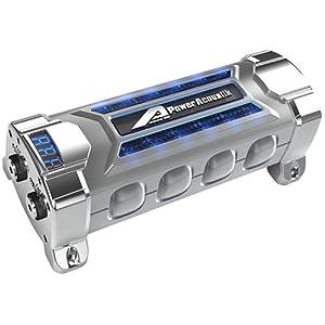 Power Acoustik PCX-3F 3-Farad Capacitor