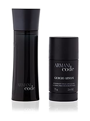 Giorgio Armani Eau de Toilette Herren 2 tlg. Set Armani Code
