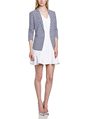 ESPRIT Collection Blazer Amiclas (Blanco / Azul)