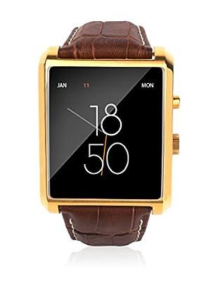 F&P Smartwatch Unisex Dr Marrón