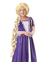 California Costumes Rapunzel Wig Costume, ACC
