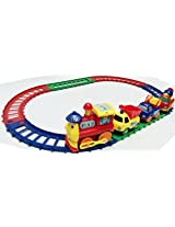 Cartoon Play Train Set