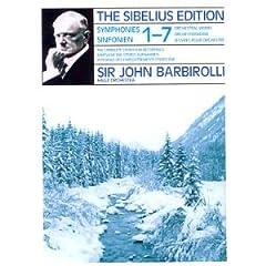 バルビローリ指揮 シベリウス:交響曲全集&交響詩集のAmazonの商品頁を開く