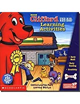 New Scholastic Clifford The Big Red Dog Learning Activities 10 Entertaining Activities