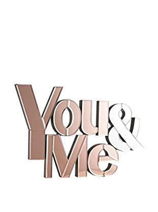 J-LINE Wanddeko You&Me
