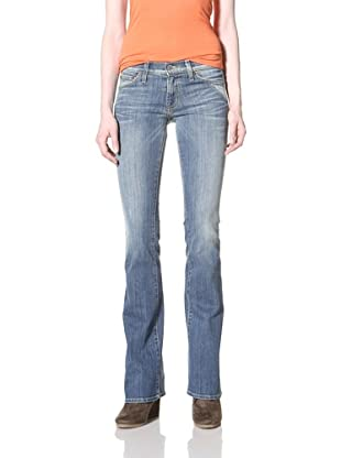 Red Engine Women's Scarlett Signature Bootcut Jean (Rags)