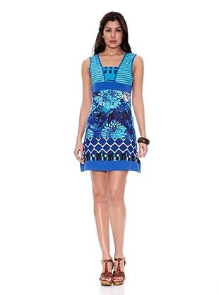 HHG Vestido Maxine (Azul)