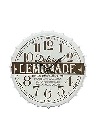 Home Ideas Reloj De Pared Delicious Lemonade