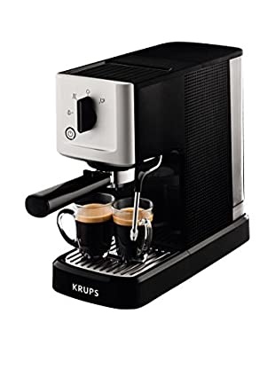 Krups Cafetera Nespresso Steam & Pump
