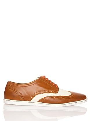 Fred Perry Zapatos Jacobs Waxed (Cuero / Crudo)