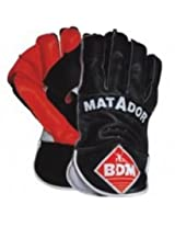 BDM Matador Wicket Keeping Gloves, Men's