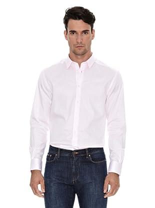 Versace Camisa Classic (Rosa)