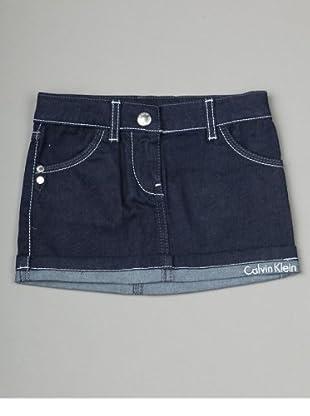 Calvin Klein Jeans Rock (Denimblau)