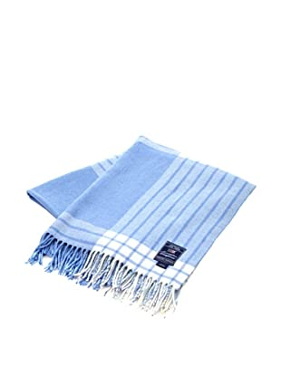 Lexington Company Manta Clásica (Azul / Blanco)
