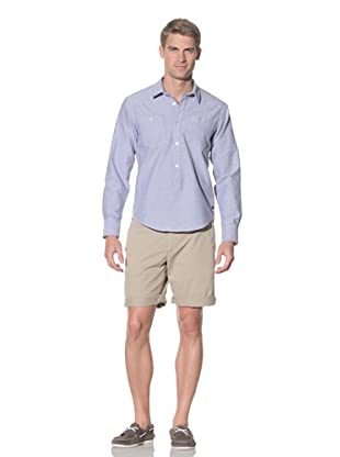 Rhythm Men's Gringo Woven Long Sleeve Shirt