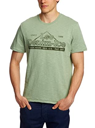 Lee Camiseta Cullman (Verde)