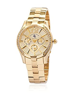 Grafenberg Reloj de cuarzo Woman SD701-279 Dorado 37 mm