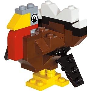 【クリックで詳細表示】Amazon.co.jp   レゴ 感謝祭の七面鳥 / LEGO Thanksgiving Turkey 40011 [国内流通正規品]   おもちゃ 通販