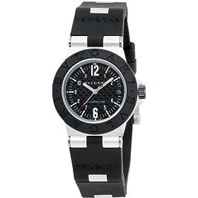BVLGARI (ブルガリ) 腕時計 ディアゴノ アルミニウム AL32BTAVD ユニセックス