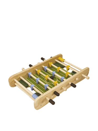 PlanToys Preschool Foosball Soccer Game